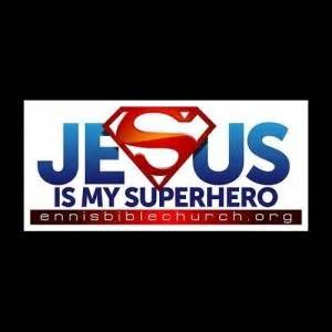 Essay on Jesus is my hero